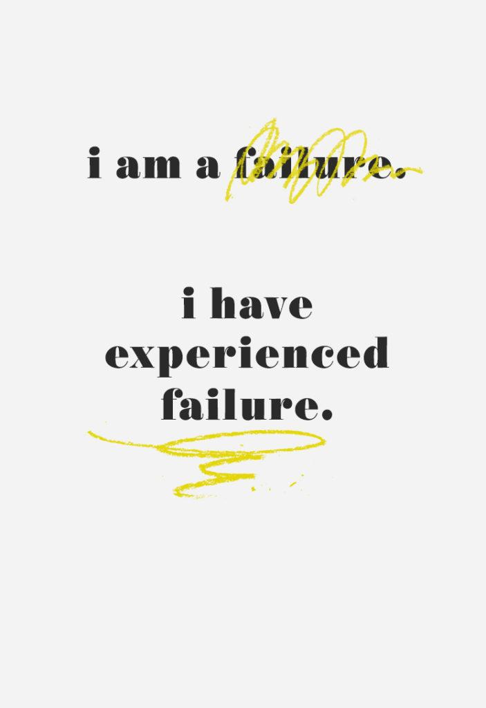 Failure | Hollis Anne